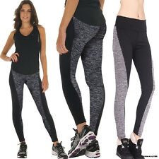 Sale Womens Yoga Workout Pants Gym Leggings Fitness Sports Athletic Dress S292