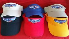 Corvette Reunion @ BACK TO THE BRICKS Visor EMBROIDERED LOGO Hat *NEW* 6 COLORS