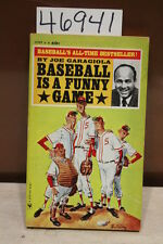 Garagiola, Joe Baseball is a Funny Game