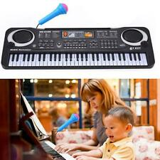 61/37 Keys Digital Music Electronic Keyboard Key Board Gift Electric Piano Gifts