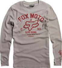 NEW FOX RACING MENS KNOWHERE LONG SLEEVED THERMAL T SHIRT SIZE ADULT SMALL