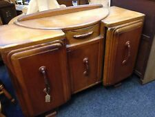LOVELY VINTAGE/RETRO/ART DECO SIDEBOARD UNIT/CABINET/CUPBOARD - SHABBY CHIC