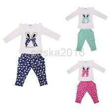 New Baby Girl Cute Autumn Outfit Baby Long Sleeve Sets Lovely and Stylish