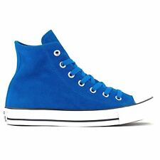 Converse Chuck Taylor All Star Hi Blue Womens Trainers
