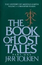 Tolkien: History of Middle-Earth: The Book of Lost Tales Part 1, first edition