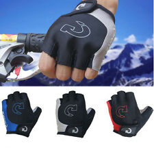 Sport Half Finger Gloves MTB Cycling Gloves Bicycle Motorcycle MTB S-XL