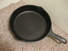 WAGNER WARE No.8 1058B CAST IRON SKILLET  RESTORED