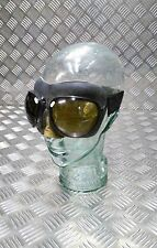 Genuine Vintage USSR Russian Soviet Force Aviation Pilot Goggles Like WWII Issue