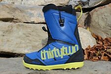 11 New Mens 2016 Thirtytwo 32 Lashed Blue Black Snow Snowboarding Boots Size 12