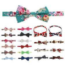 Fashion Mens Wedding Bowtie Novelty Tuxedo Necktie Bow Tie Classic Adjustable