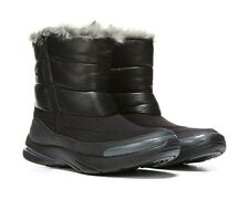Naturalizer Women's Bzees Luscious Black Leather Ankle Boot