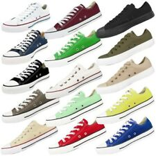 CONVERSE CHUCK TAYLOR ALL STAR OX SHOES CLASSIC CHUCKS LOW TRAINERS BASIC