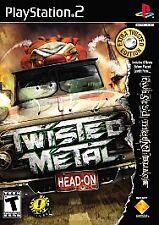 Twisted Metal: Head-On -- Extra Twisted Edition (Sony PlayStation 2, 2008) PS2