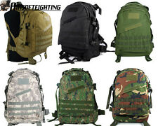 Military Tactical US Army Hunting 3Day Molle Assault Backpack Bag Shoulder Pouch