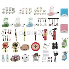 Dolls House Miniature Kitchenware Cookware for Home Kitchen Accessories 12th