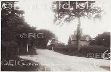 Suffolk Dunwich Westleton Road Old Photo Print - Size Selectable - England UK