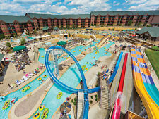 Glacier Canyon Wisconsin Dells, DECEMBER 18-20, 2 BR PRESIDENTIAL SLEEPS 6.