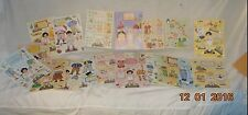 Ann Estelle Mary Engelbreit Paper Doll Collection Uncut RARE HOLIDAY OUTFITS!