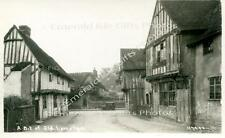 Suffolk The town of Lavenham Old Photo Print - Size Selectable - England