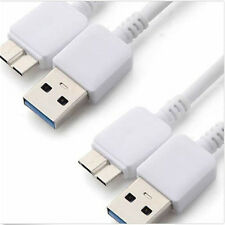Micro USB 3.0 Sync Data Charger Cord SYNC Cable 2M For Samsung Galaxy Note 3 S5