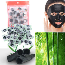 30/40 Pcs Compressed Facial Face Mask Paper Sheet DIY Natural Skin Care Home Use