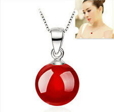 Pendant NEW Necklace Men's Silvered 2016 Agate Women's Natural Jewelry Fashion
