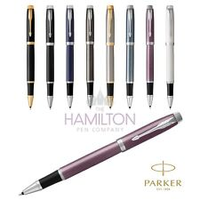 PARKER IM ROLLERBALL PEN - 2017 range now available in a wide choice of colours
