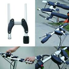 Folding Bicycle Cycling Handlebars Foldable Scooter Bike Handle Bar -- Aluminum