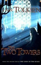 The Two Towers Bk. 2 by J. R. R. Tolkien (2001, Hardcover, Movie Tie-In)