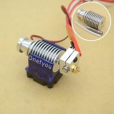 Hotend J-head Within PTFE Wade V6 extruder For 1.75 mm Reprap 3D printer parts