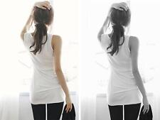 Sleeveless Womens Sexy  T-Shirt Camisole Tank Tops Bottoming Vest Cami