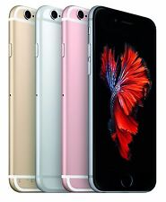 Apple iPhone 6S/6/5s Smartphone - 16 64 128 GB Unlocked Space Grey Gold Silver