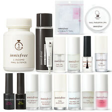INNISFREE Nail Care [Top coat / Strengthener / Cuticle / Serum / Paraffin Spa]