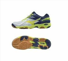 MIZUNO Wave Twister 4 Men's Volleyball Badminton Indoor Shoes New V1GA157042 A