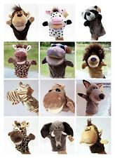 Wholesale Animal Wildlife Hand Glove Puppet Soft Plush Puppets Kid Children Toy