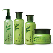 INNISFREE Green Tea Balancing [Lotion/Skin/Cream/Cleansing oil] For Combination