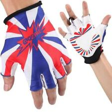 Cycling Bicycle Mountain Riding Bike Racing Antiskid Half Finger Gloves Mittens