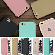 Luxury Ultra-thin Hard Back Case Skin Cover For Apple iPhone 6 6s Plus 7 7 plus