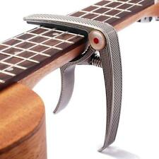 1pc Clamp Capo Accessories for Acoustic & Electric Guitar Ukulele Bass New
