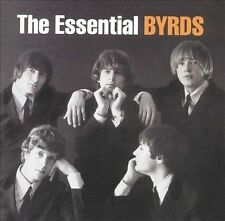 The Essential Byrds by The Byrds (CD-2003, 2 Discs, Columbia/Legacy) NEW SEALED