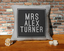 Alex Turner Cushion Pillow Cover Case - Gift