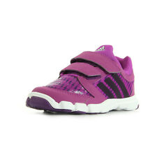 Chaussures Baskets adidas Performance fille Adipure Tr 360 Cf Infant taille Rose