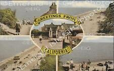 Norfolk Greetings from California Old Photo Print - Size Select - England, UK