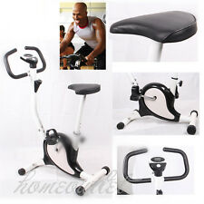 Adjustable Training Cycle Exercise Bike Fitness Cardio Home Cycling Machine ADM