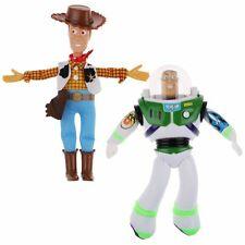 """8"""" Toy Story Woody Buzz Lightyear Movie Action Figures Stuffed Doll Kid Gift"""