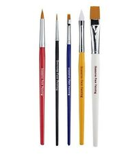 Snazaroo face paint professional face paints painting 4 and 5 brushes set brush