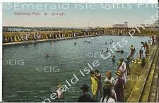 Norfolk Great Yarmouth Swimming Pool Old Photo Print - Size Selectable - England