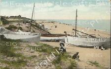 Norfolk Great Yarmouth Caister-on-Sea The Beach Old Photo Print - Size Select