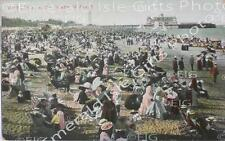 Norfolk Great Yarmouth Beach North of Jetty Old Photo Print - Size Selectable