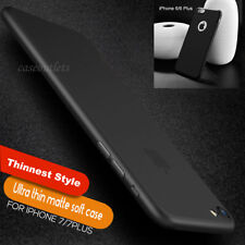 Slim Luxury Silicone Ultra-thin Back Case Cover For Apple iPhone 8 / 6S / 7 Plus